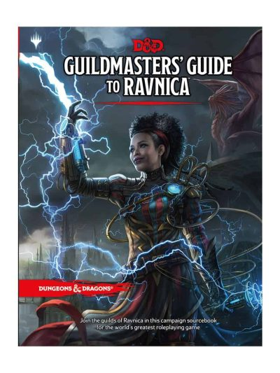 Dungeons & Dragons Guildmasters Guide to Ravnica