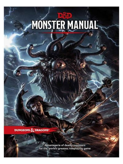 Dungeons & Dragons Monster's Manual