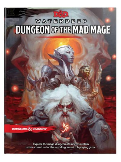 Dungeons & Dragons Waterdeep Dungeon of the Mad Mage