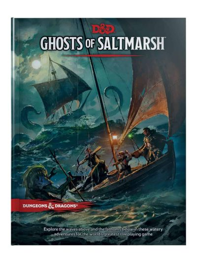 Dungeons & Dragons Ghosts of Saltmarch