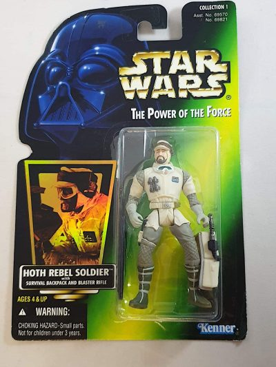 Power of the Force Hoth Rebel Soldier