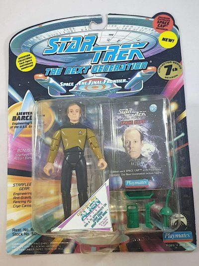 Star Trek TNG Lieutenant Barclay
