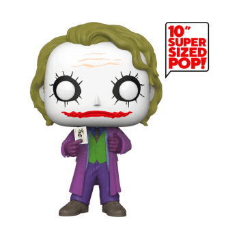 Joker Super-Size Funko Pop
