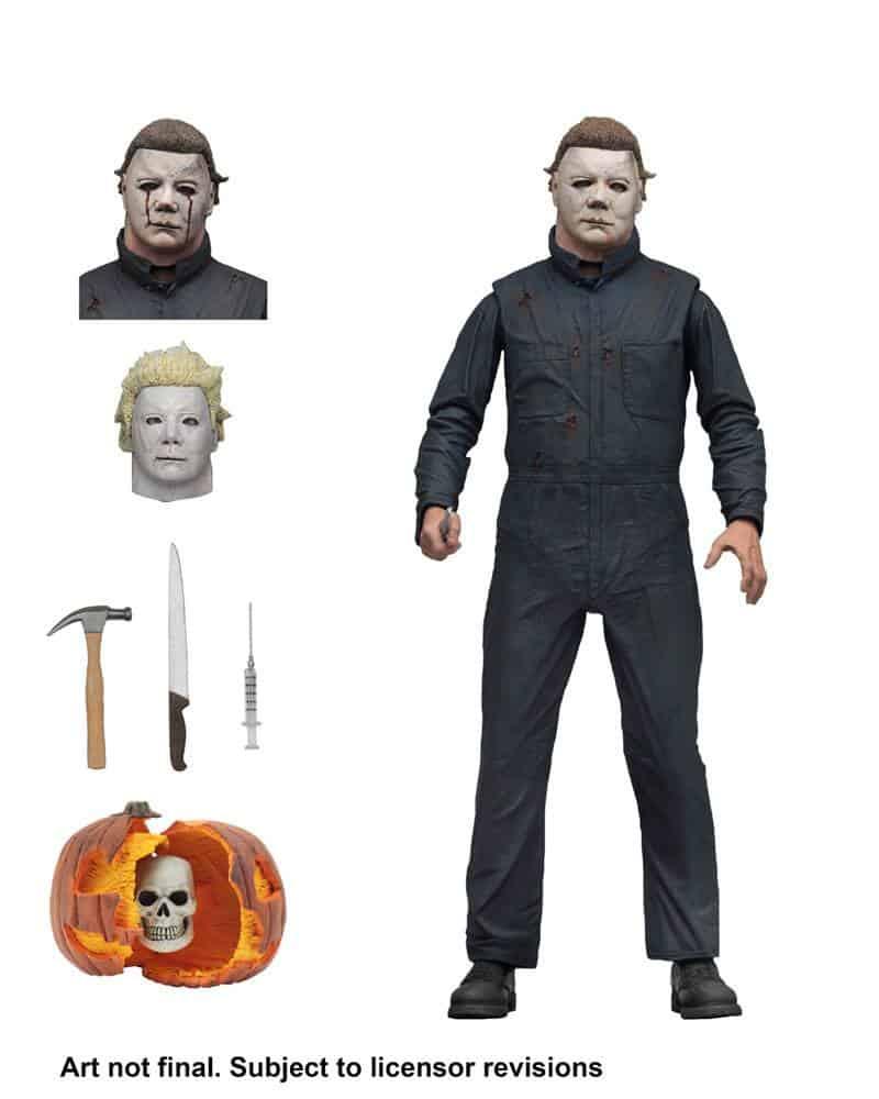 Halloween II Ultimate Michael Myers