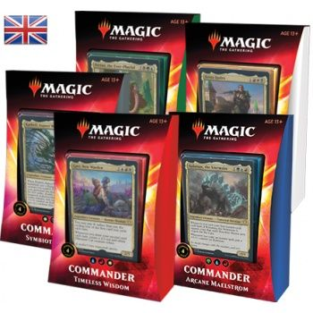 MTG Ikoria Lair of Behemoths Commander Decks