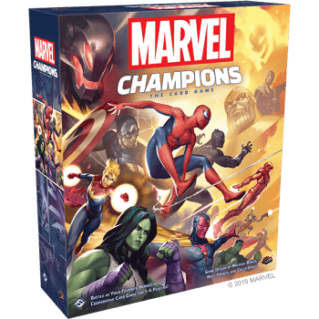 FFG Marvel Champions Card Game