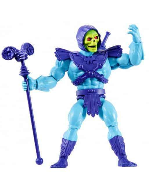 Masters of the Universe Origins Skeletor