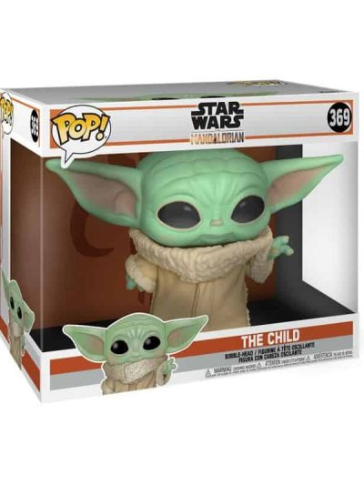 Funko Pop Star Wars The Mandalorian The Child