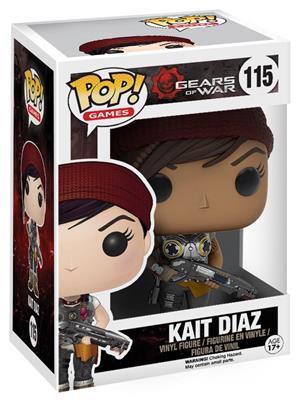Funko Pop Gears of War Kait Diaz