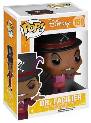 Funko Pop Disney Dr Facilier