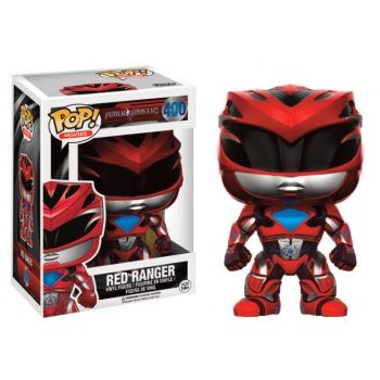 Funko Pop Power Ranger Movie Red