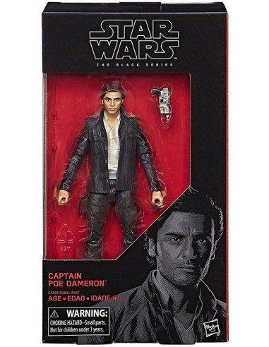 Star Wars Black Series Captain Poe Dameron