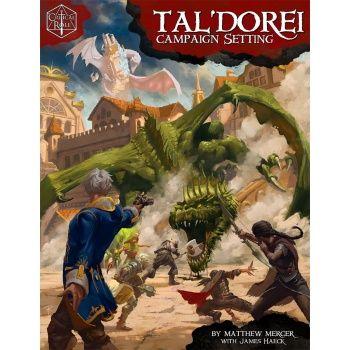 Critical Role Tal'Dorei Campaign Setting