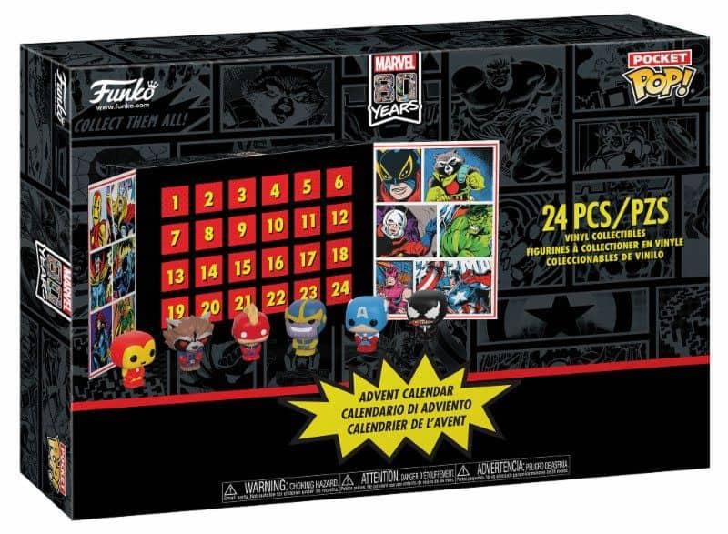 Funko Pocket Pop Marvel Julekalender