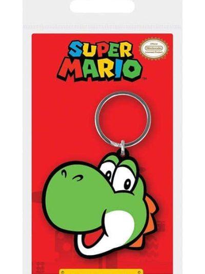 Nintendo Super Mario Yoshi Nøglering
