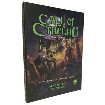 Call of Cthulhu 7th Edition Starter Set