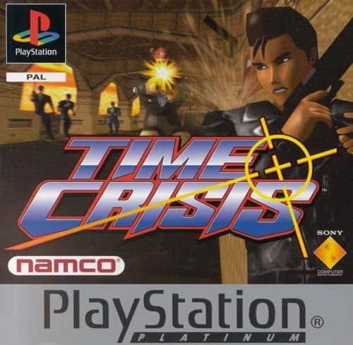 Time Crisis (Platinum)