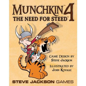 Munchkin 4 The Need for Speed