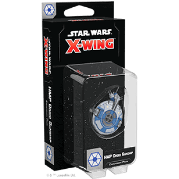 Star Wars X-Wing HMP Droid Gunship