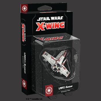 Star Wars X-Wing LAAT-I Gunship