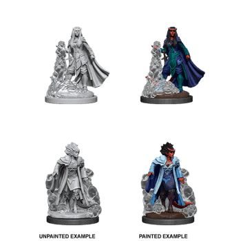 D&D Nolzur's Marvellous Miniatures - Female Tiefling Sorcerer
