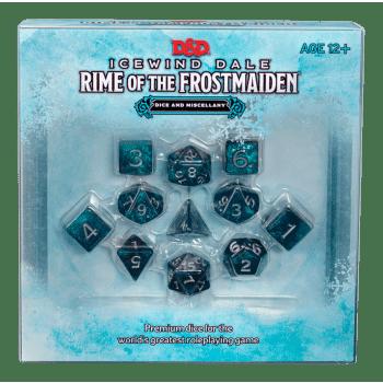 Rollespilsterninger - Rime of the Frostmaiden