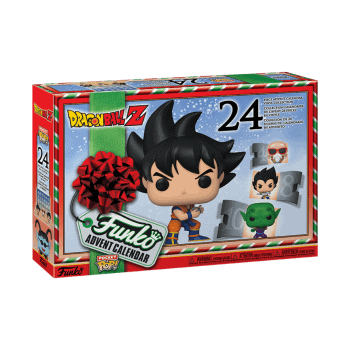 Funko Julekalender Dragon Ball Z