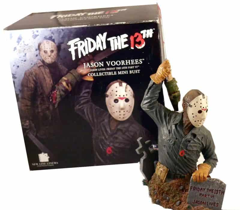 Friday 13th Part VI - Jason Vorhees Collectible Mini Bust