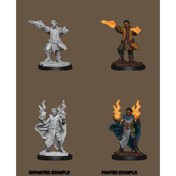 D&D Nolzur's Marvellous Miniatures - Male Human Sorceror