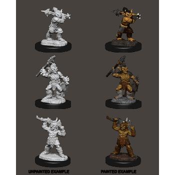 D&D Nolzur's Marvellous Miniatures - Goblins & Goblin Boss