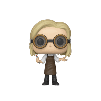 Funko Pop Doctor Who 13th Doctor w/goggles