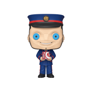 Funko Pop Doctor Who Kerblam Man