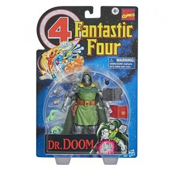 Marvel Vintage Collection Dr. Doom 15cm