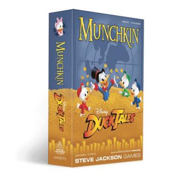 Munchkin Disney Duck Tales