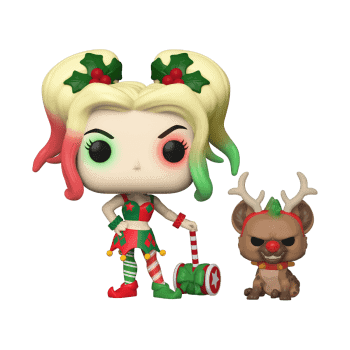 Funko Pop DC Holiday Harley Quinn