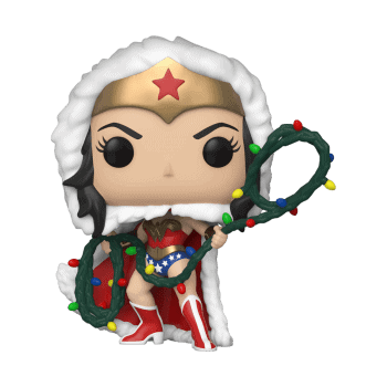 Funko Pop DC Holiday Wonder Woman