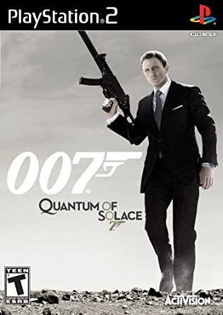 Playstation 2 007 Quantum of Solace