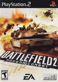 Playstation 2 Battlefield 2 Modern Combat