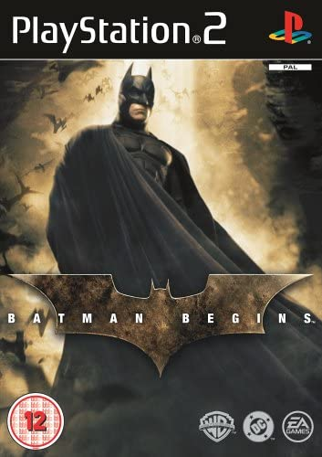 Playstation 2 Batman Begins