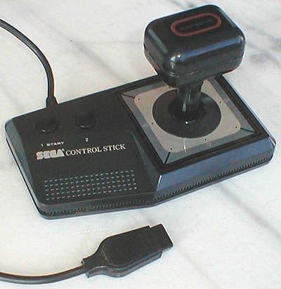 Sega Control Stick Master System II