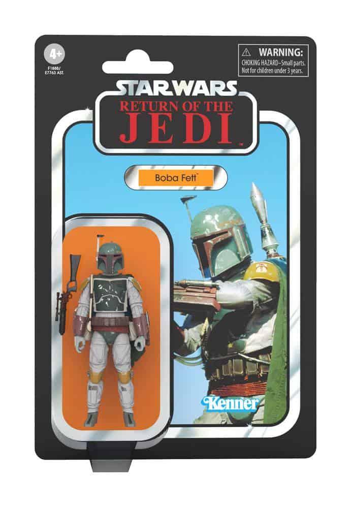 Star Wars Vintage Collection Boba Fett