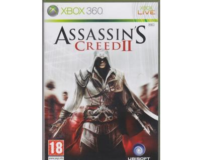Xbox360 Assassin's Creed II