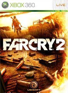 Xbox360 Far Cry 2