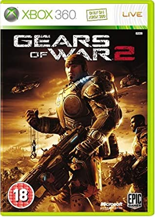 Xbox360 Gears of War 2