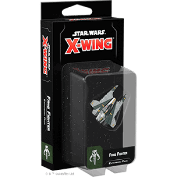 X-Wing Fang Fighter
