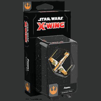 X-Wing Fireball