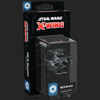 X-Wing TIE-d Defender