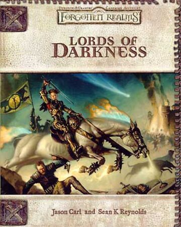 D&D 3.5 - Forgotten Realms: Lords of Darkness
