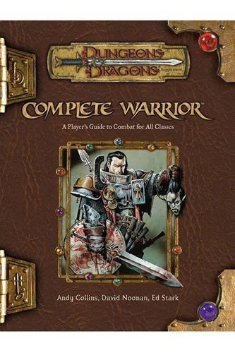 D&D 3.5 - Complete Warrior