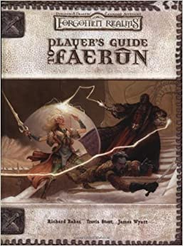 D&D 3.5 - Forgotten Realms: Player's Guide to Faerun